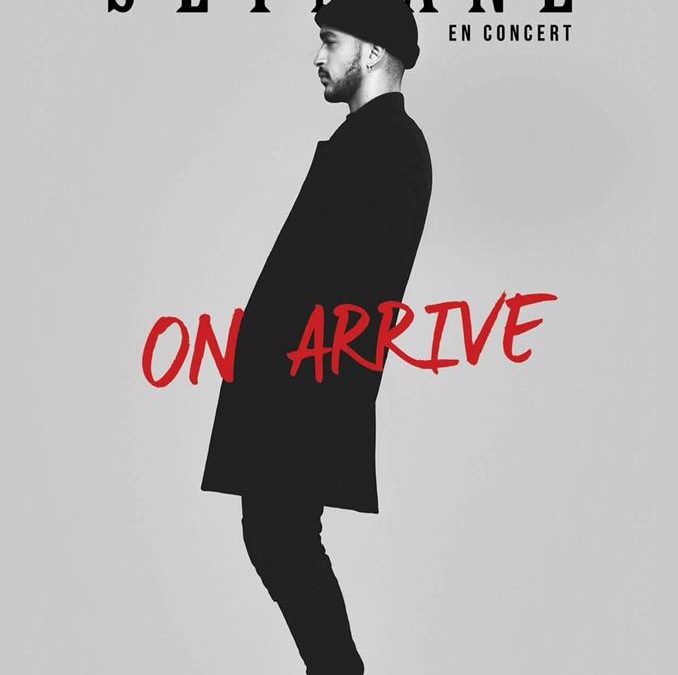 Slimane – On Arrive Tour