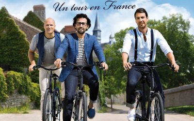 """Un tour en France"" le nouvel album des Stentors"