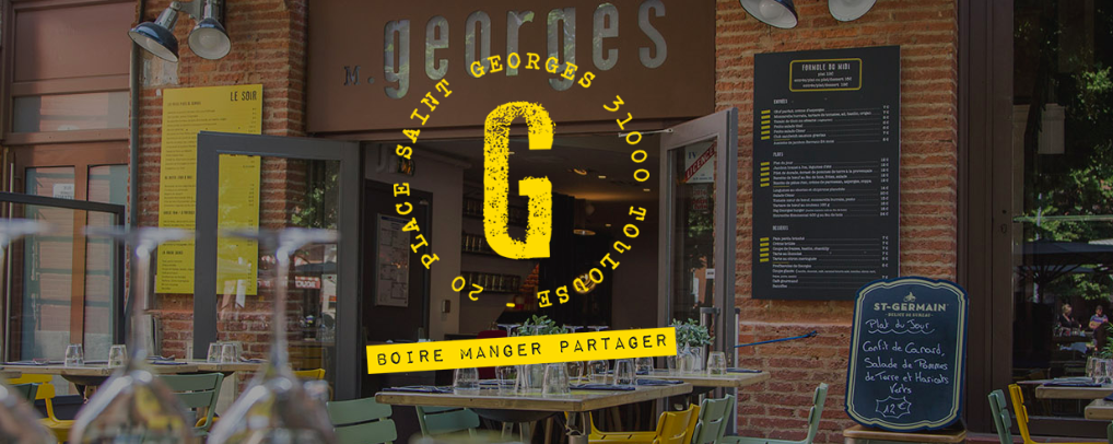 M. Georges : The Place To Be à Toulouse